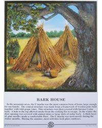 Chaw'se Indian Grinding Rock, Bark House poster