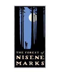 The Forest of Nisene Marks State Park Poster