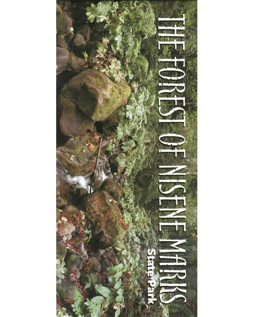 The Forest of Nisene Marks State Park Map