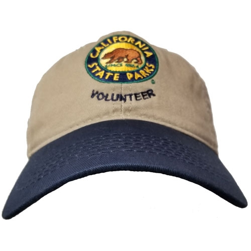 California State Parks Volunteer Hat
