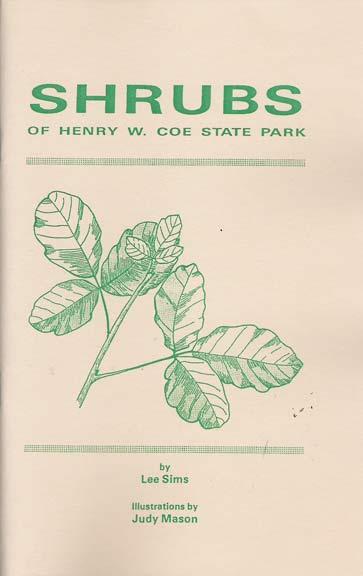 Shrubs of Henry Coe State Park