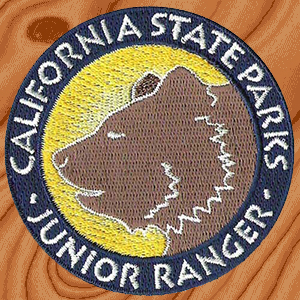 Junior Ranger Patch-0