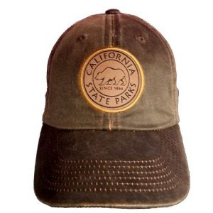 California State Parks Primitive Tonal Hat