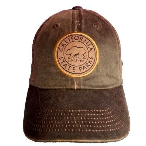 California State Parks Primitive Tonal Hat