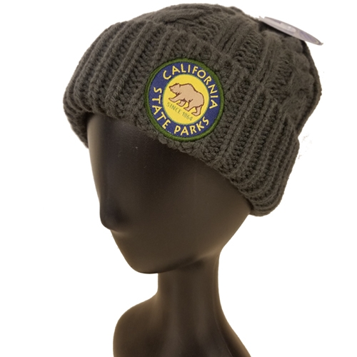 California State Parks Knit Hat